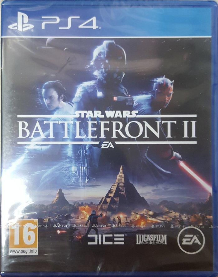 Handbuch star wars battlefront ps4