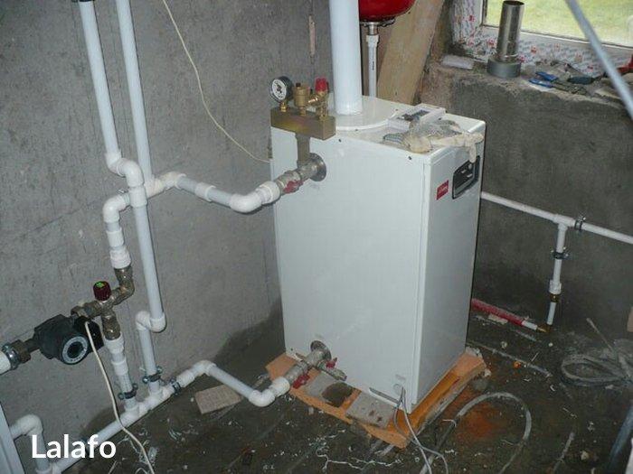 Газовый котел для отопления частного дома своими руками 45