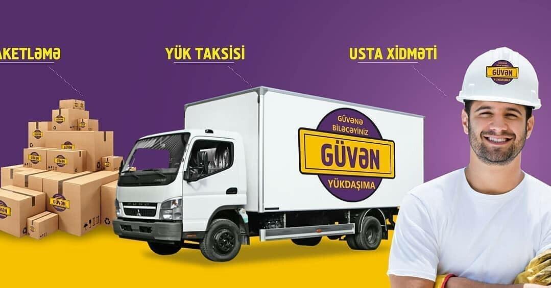 Güvən Yükdaşıma - şirkətin Biznes profili lalafo.az-da   Azərbaycan