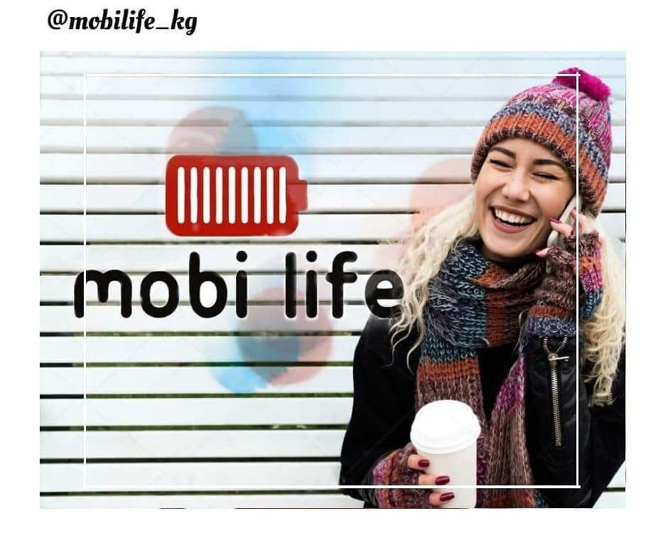 Mobi Life - business profile of the company on lalafo.kg in Кыргызстан