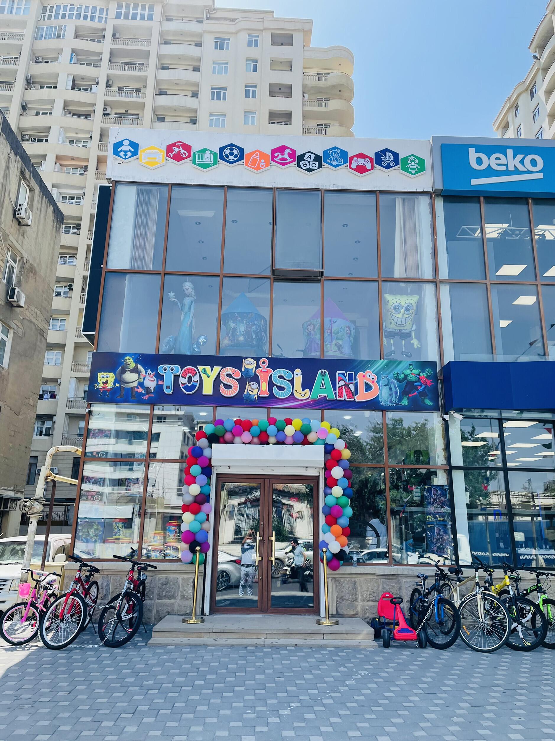 Toys İsland - şirkətin Biznes profili lalafo.az-da | Azərbaycan