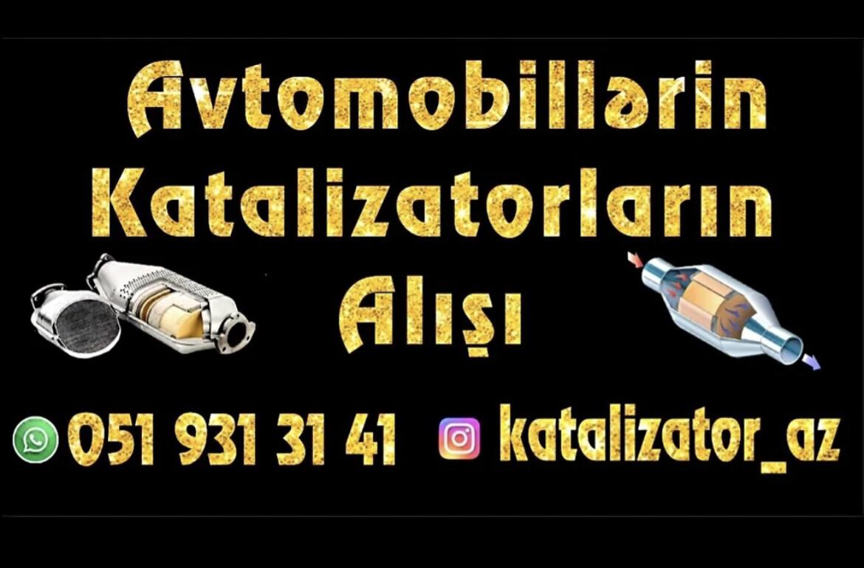 Katalizator_Az - şirkətin Biznes profili lalafo.az-da | Azərbaycan
