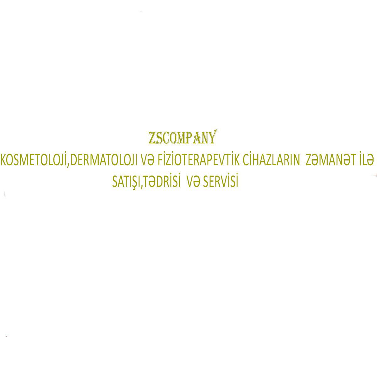 ZSCOMPANY - şirkətin Biznes profili lalafo.az-da   Azərbaycan