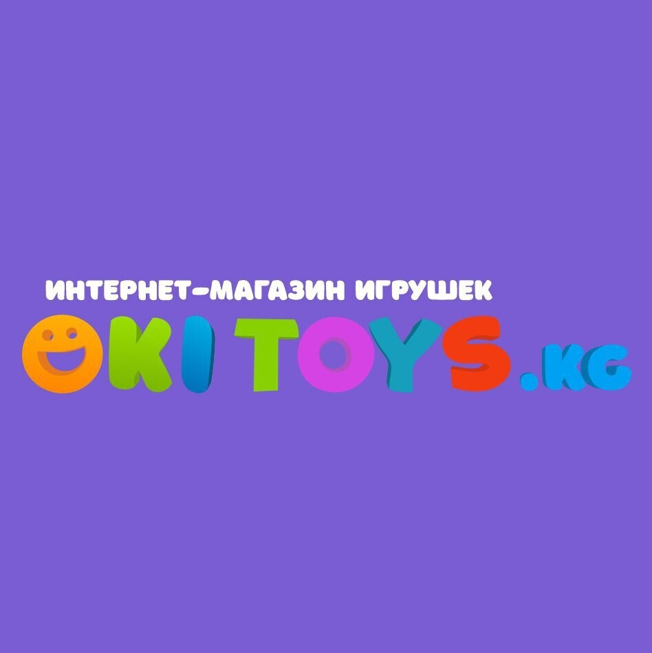 Okitoys.kg - business profile of the company on lalafo.kg in Кыргызстан
