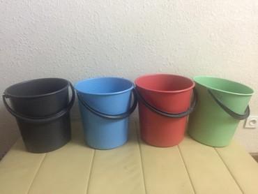 Ведра - Кыргызстан: Пластмассовые вёдра оптом 10 литровые хорошего качества