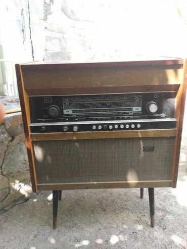 radio antik - Azərbaycan: Radio patefon
