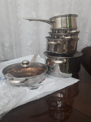 Bakı şəhərində Qazan desti tezedi ishlenmiyib 6 predmetli