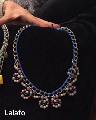 Ogrlice rucni rad svaka po 600 - Pozega