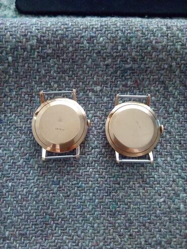 Продаю наручные мужские золотые часы Полет.Сделано в
