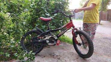 Спорт и хобби - Шопоков: Продаю детский (4-5 лет) велосипед в хорошем состоянии