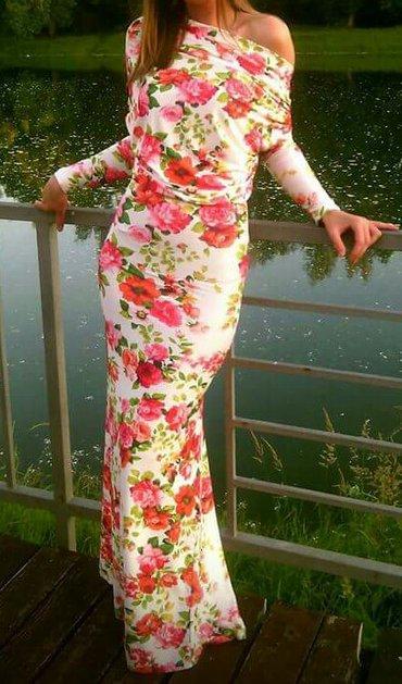 Duga haljina..dva puta obucena 38 br..1800 dinara.. - Ruski Krstur