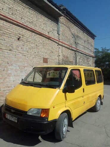 Ford - Кыргызстан: Ford Transit 2 л. 1992   242424 км