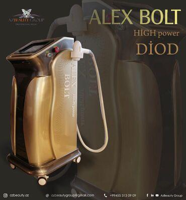 lg x power - Azərbaycan: AzBeauty Group sizə yeni model Diod cihazını təqdim edir.Alex Bolt