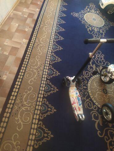 самокаты scooter в Кыргызстан: Самокат детский.светящие колеса