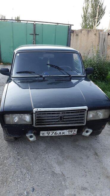 Автомобили - Каракол: ВАЗ (ЛАДА) 2107 1.6 л. 2010 | 60000 км