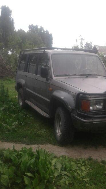 Isuzu в Кыргызстан: Isuzu Trooper 2.5 л. 1990 | 344101 км