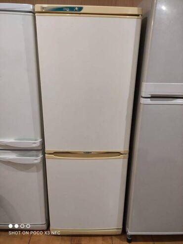 | Новый Двухкамерный | Белый холодильник Stinol