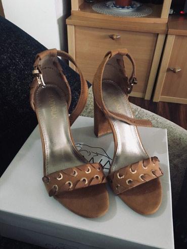 Ženska obuća | Odzaci: Sandale,nove sa racunom i kutijom