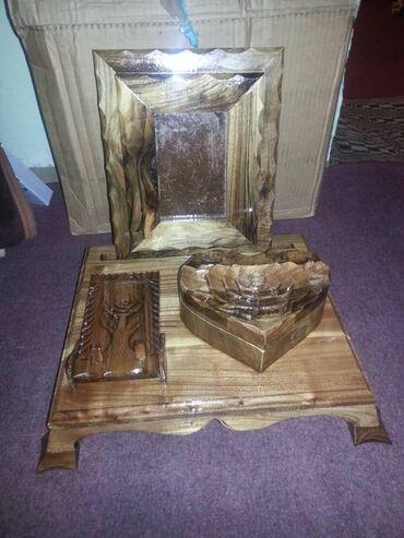 жк фантазия бишкек в Кыргызстан: Сувениры из дерева. Ваша фантазия наша работа. Изготавливаем по