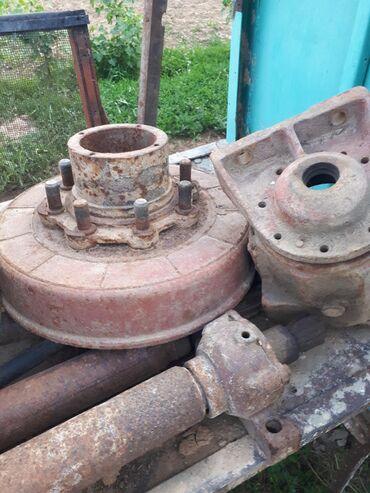 Автозапчасти в Кызыл-Суу: Уступицы для прицепа редуктора на капалку