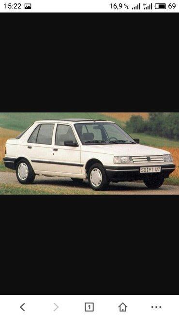 Peugeot - Кыргызстан: Peugeot 104 1990 | 1 км