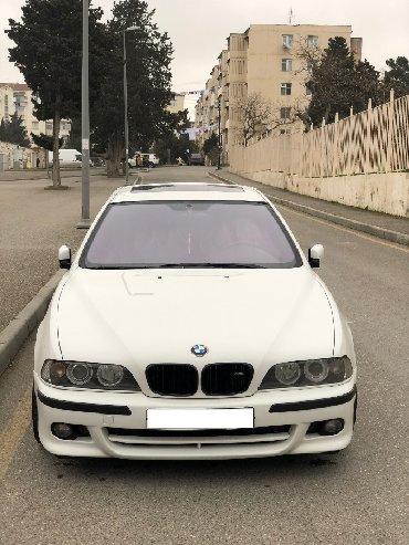Bakı şəhərində BMW 530 2000