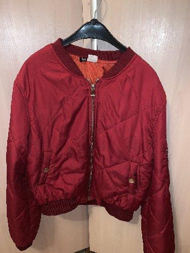 Женская одежда в Лебединовка: Бомбер, курточка Размер: стандарт (подойдёт на s-m) Сидит классно но п