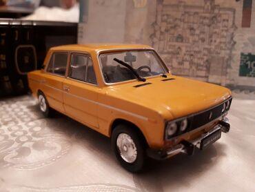 Avtomobil modelləri - Azərbaycan: Vaz 2106 modeli. Maket 1:43