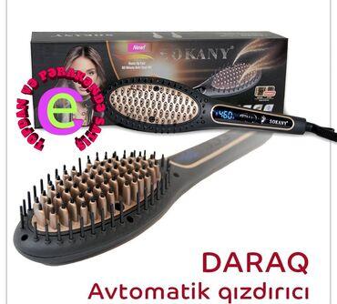 saç boyaları - Azərbaycan: Daraqlı düzləşdirici fen sokany firmasınındır orginaldır 100 % zəmanət