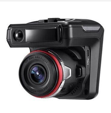 Videoregistrator Car DVR X7 3in1 GPS / radar detektor /