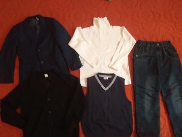 Одежды в хорошем состояние на 7,8 лет 350с в Бишкек