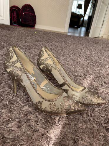 Женские туфли Jessica Simpson и Steve Madden (оригинал) привезены
