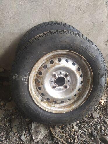 Продаю зимние шины с дисками