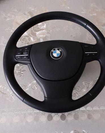 5ci seriya BMW avtomobil(F-10)ücün original(Nemka) sükan.AİRBAG