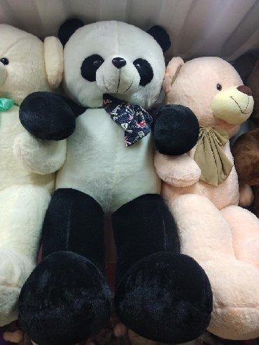 Мишка, размер 150 см,панда, мишки,мягкие игрушки, плюшевые