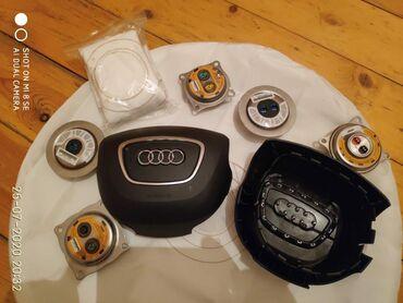 zapchasti audi a6 s4 в Азербайджан: Audi A6 6 Airbag Və Qapağı • Zbor 260 ₼ • Tək Qapağ 140 ₼