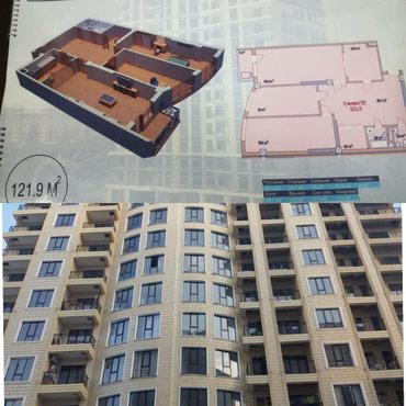 Срочно! Золотой квадрат. центр! в Бишкек