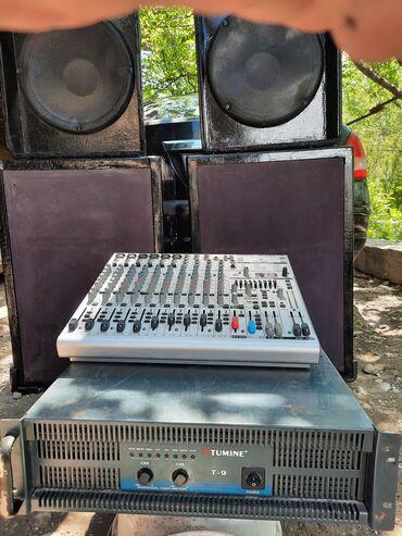 Электроника - Ноокат: Музикалный апаратура сатылат