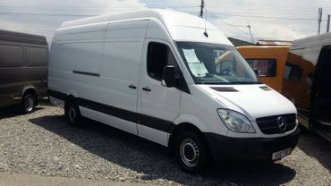 Mercedes-Benz Sprinter 2008 в Теплоключенка