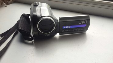 JVC 34x optical Zoom 40gb в Бишкек