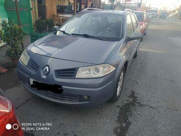 Renault Megane 1.5 l. 2007 | 145000 km