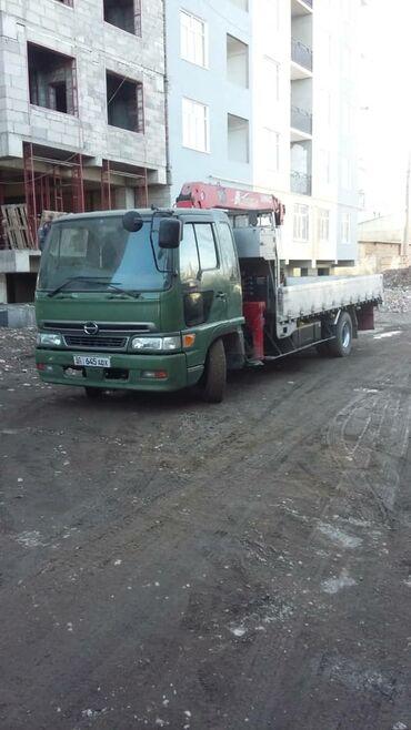 бишкек эскорт in Кыргызстан | АВТОЗАПЧАСТИ: Манипулятор | Стрела 8 м. 5 т | Борт 5 кг