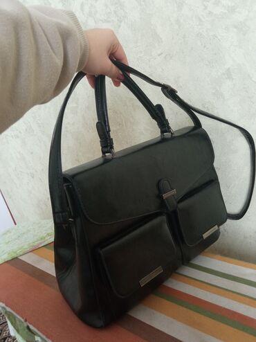 Классическая сумка,в отличном состоянии,качество люкс,все карманы и
