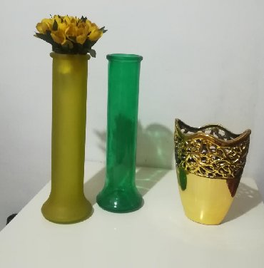 Ostalo za kuću | Batajnica: Vaze u boji Povoljno