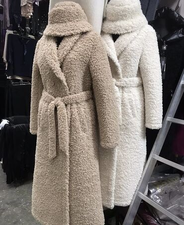 альпака кардиган бишкек in Кыргызстан | ШУБЫ: Пальто     #пальто#тедди#альпак#бишкек#