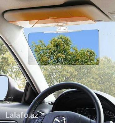 чехлы на авто в Азербайджан: Козырек день и ночь для авто всех видов