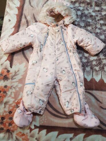 alfa romeo spider 18 mt в Кыргызстан: Комбинезон детский с 0 до 18 месяцев 80 см . Производство Россия