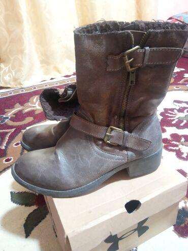 Личные вещи - Ала-Тоо: Женские ботинки осень зима 37 размер 400 сом