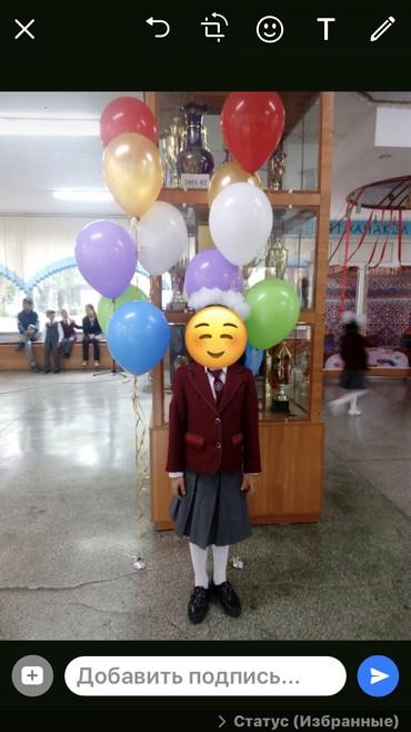 Школьная форма.размер 32-34 в Бишкек