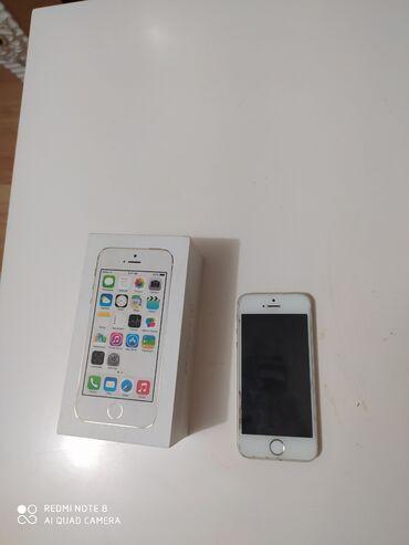 iphone 5 gold - Azərbaycan: İşlənmiş iPhone 5s 16 GB Qızılı
